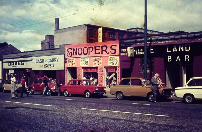 Glasgow 1976