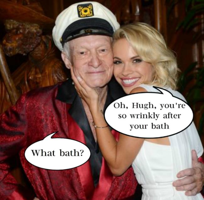 dani mathers shower bath
