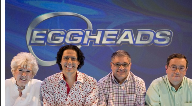 CJ arrested Eggheads