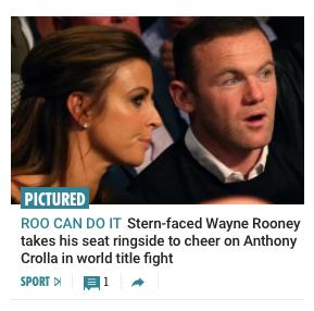 Rooney dumb