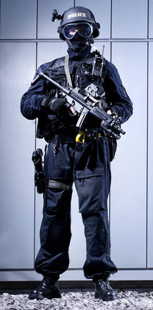 Niqab police