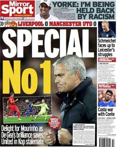 Jose Mourinho cat