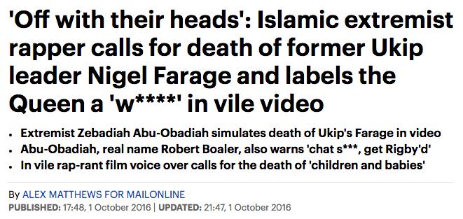 Zebadiah Abu-Obadiah UKIP