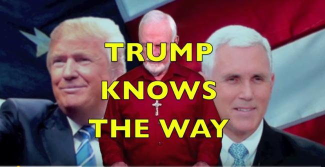 William Tapley Trump song Jesus