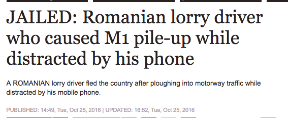 daily express romanian