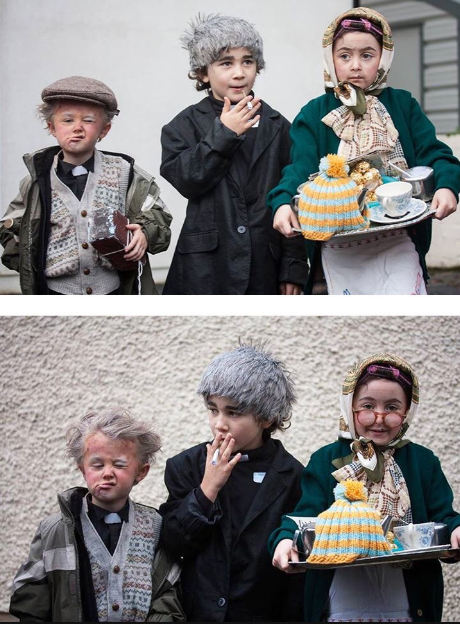 father ted halloween kids