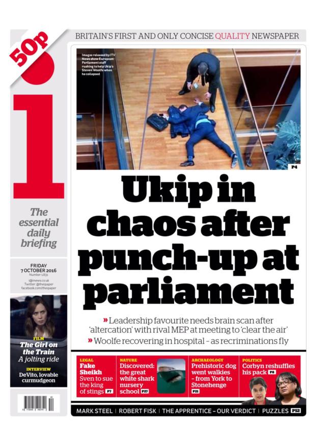 UKIP punch up