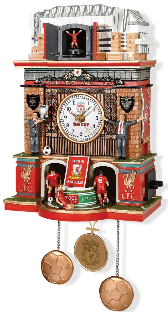 Liverpool clock ugly
