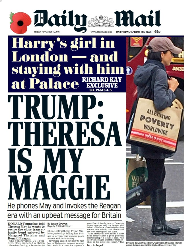 Trump Daily Mail