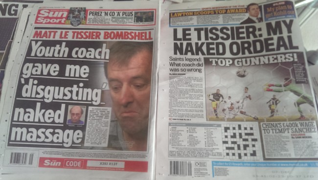 le-tissier-ordeal daily mail th esun