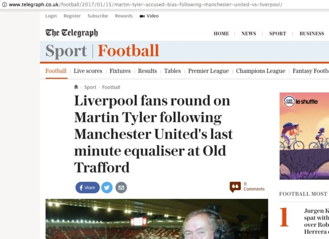 martin-tyler-manchester-united-liverpool