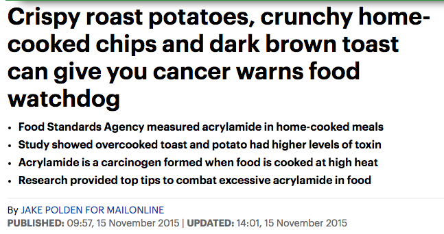 cancer daily mail
