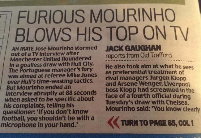 mourinho-daily-mail