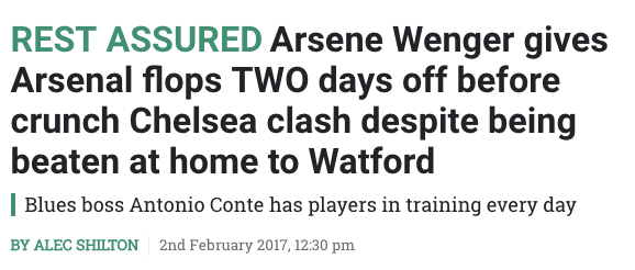 arsenal watford the sun