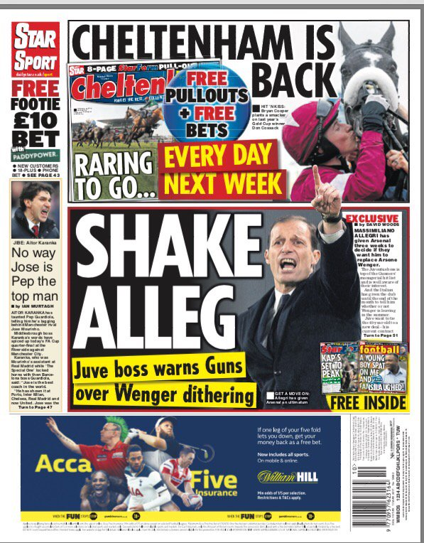 wenger daily star