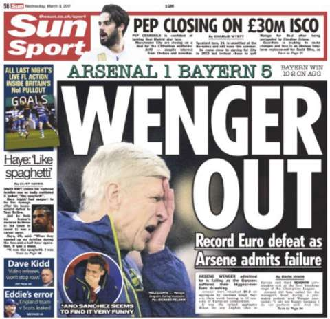 wenger out sun