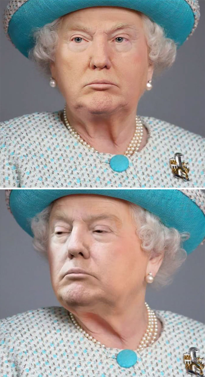 Queen-Trump- state visit