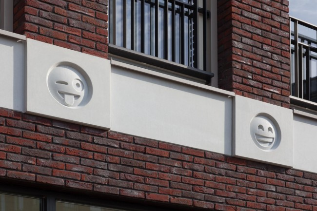 emoji building holland