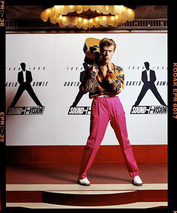 DAvid Bowie 1980s