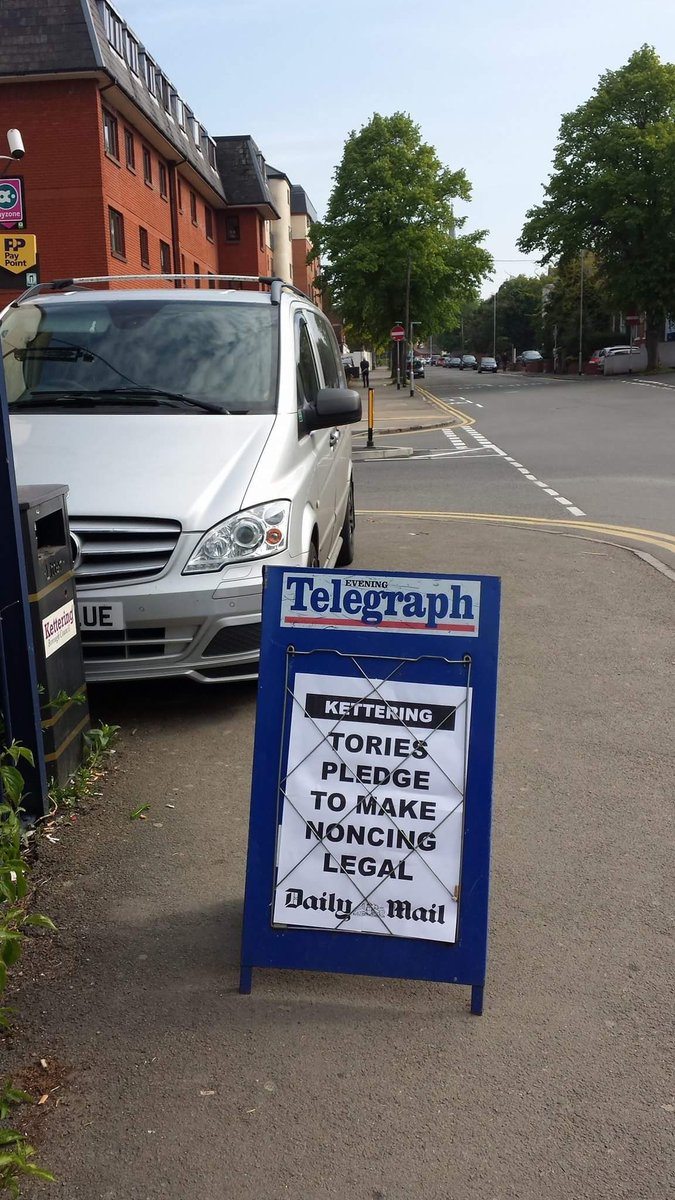daily mail fake headlines kettering