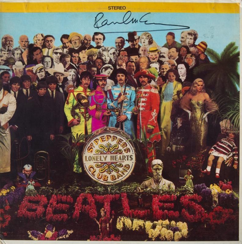 paul mcartney album beatles