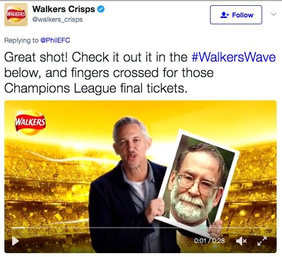 walkers wave fail lineker