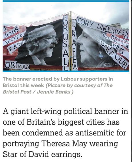 antisemitism corbyn labour