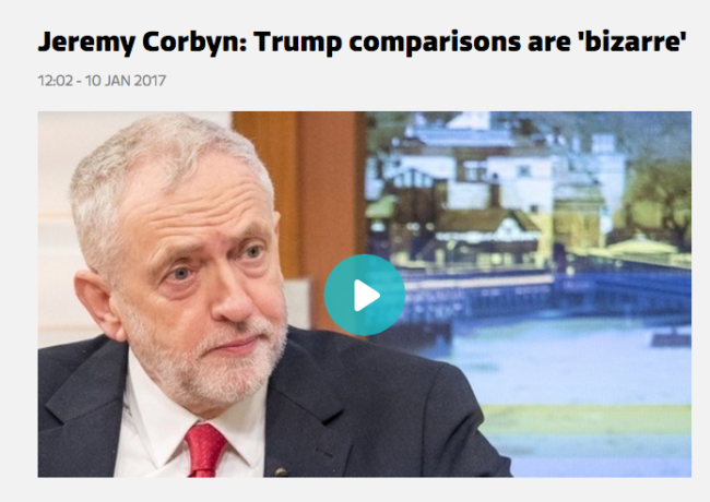 corbyn trump piers morgan