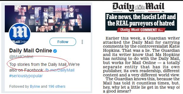 daily mail mail online guardian fight