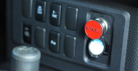 eject button cigarette lighter car