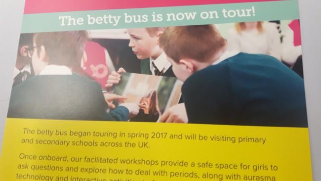 Betty Bus