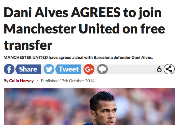 man united alves