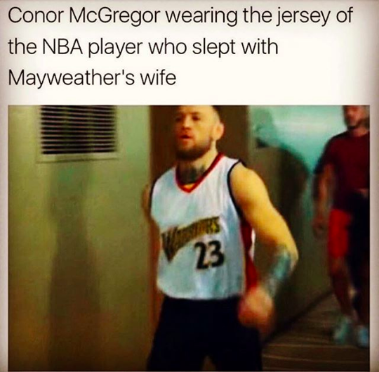 conor mcgregor mayweather sex