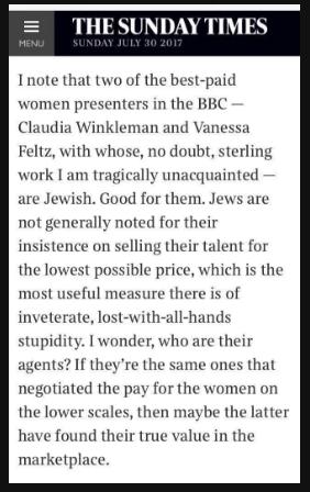 bbc jews