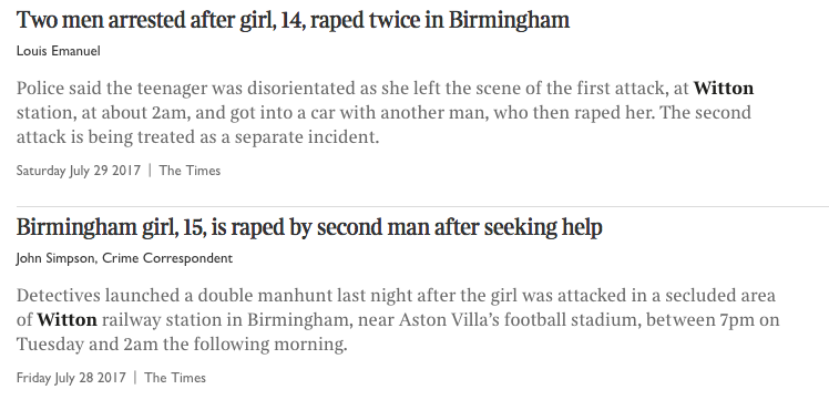 witton rape crime
