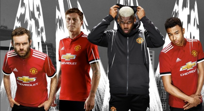 manchester united new kit