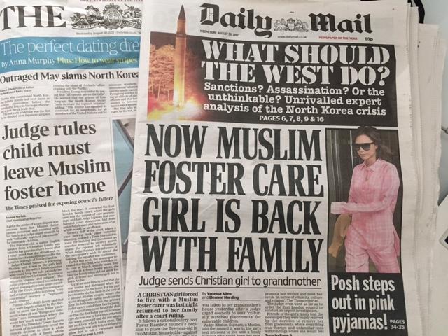 foster muslim london