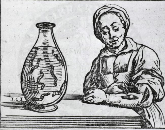 leeches homeopathy Henry Samueli