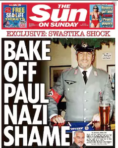 paul hollywood nazi