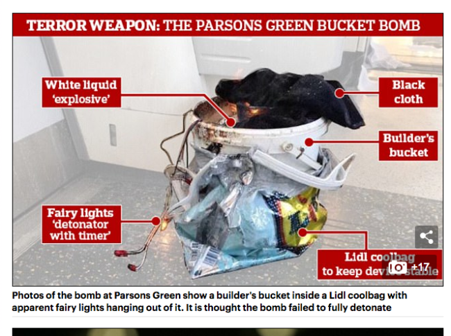daily mail parson's green bomb