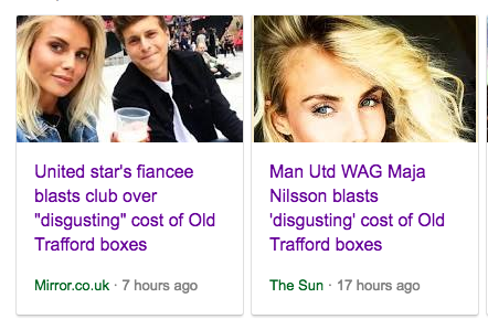 manchester united  Victor Lindelof's fiancee