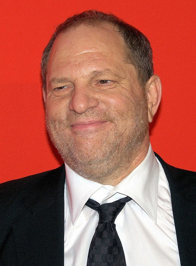 Harvey Weinstein begins the slow transformation from mogul to victim