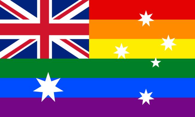 same sex australia