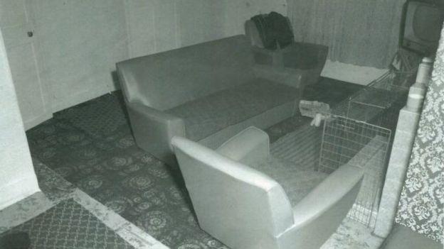 dearlove booth crime scene