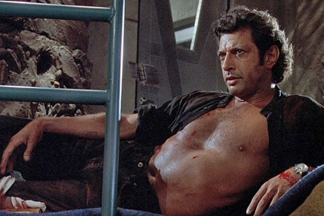 Jeff-Goldblum-shirtless-Jurassic-Parktoy
