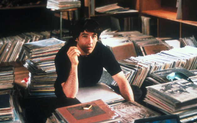 record collection high fidelity