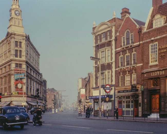 david granick london kodachrome