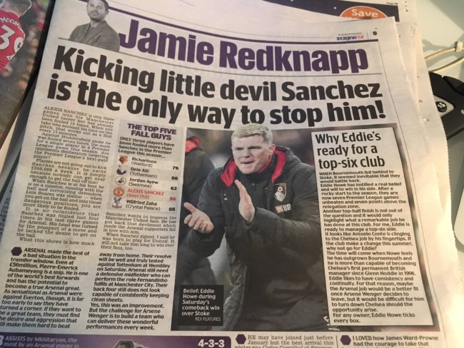 Redknapp jamie man united