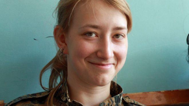 Anna Campbell kurds