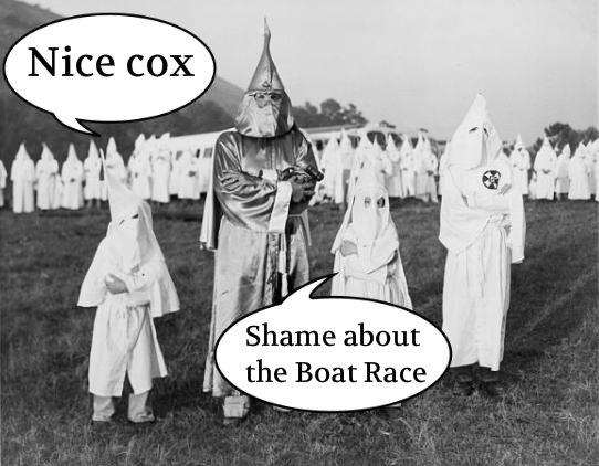 KKK Boat Race